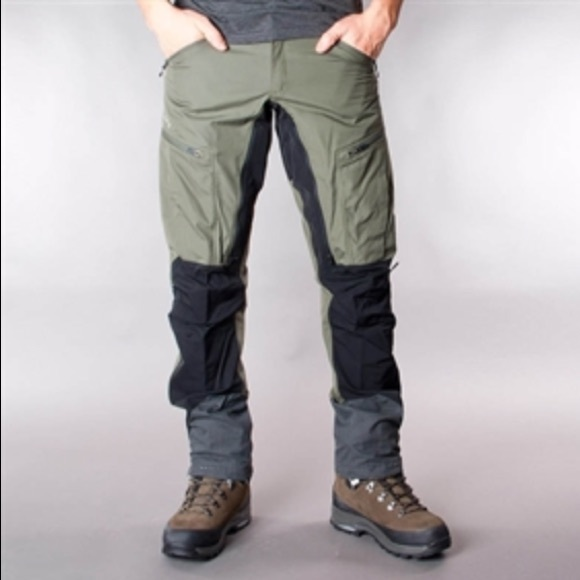 Lundhags Makke Ms Pant in Forrest Green 2b09cc126